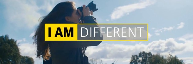 NIKON – I AM DIFFERENT